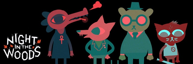 Night in the Woods Trainer for PC