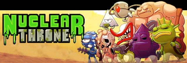 Nuclear Throne Message Board for Playstation 4