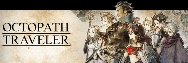 Octopath Traveler Trainer for PC