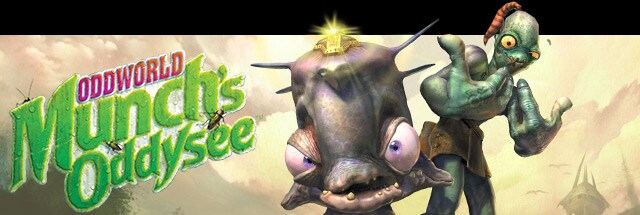 OddWorld: Munch's Oddysee Cheats and Codes for XBox