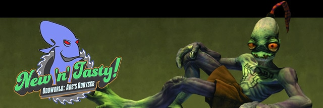Oddworld: New ´n´ Tasty! Trainer for PC