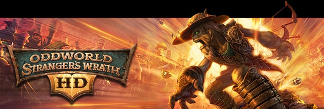 Oddworld: Stranger's Wrath HD Message Board for Playstation Vita
