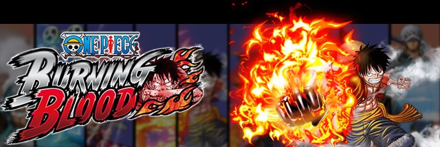 One Piece Burning Blood Trainer for PC