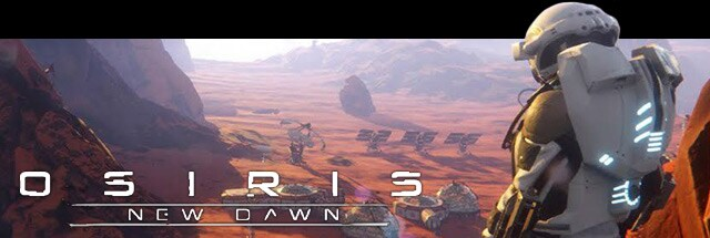 Osiris: New Dawn Trainer