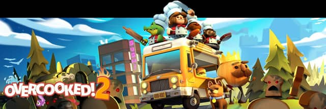 Overcooked 2 Trainer for PC