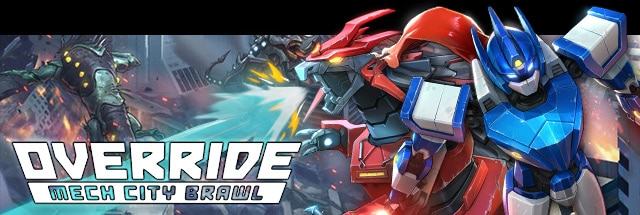 Override: Mech City Brawl Trainer for PC