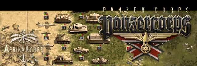 Panzer Corps: Afrika Korps Trainer for PC