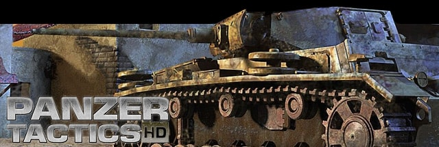 Panzer Tactics HD Trainer