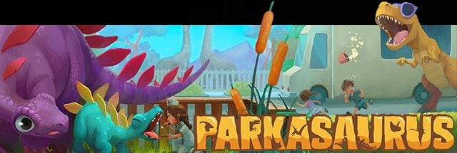 Parkasaurus Trainer for PC