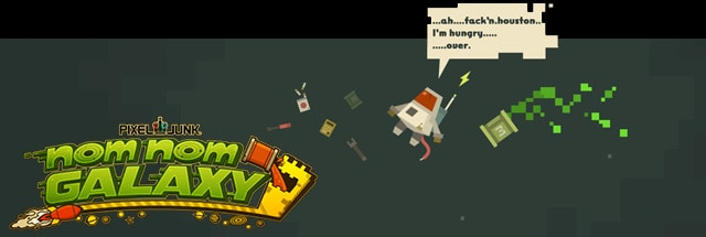 PixelJunk Nom Nom Galaxy Trainer for PC