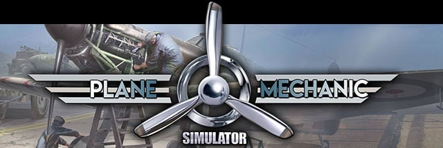 Plane Mechanic Simulator Trainer for PC