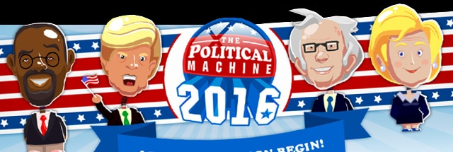 Political Machine 2016, The Trainer
