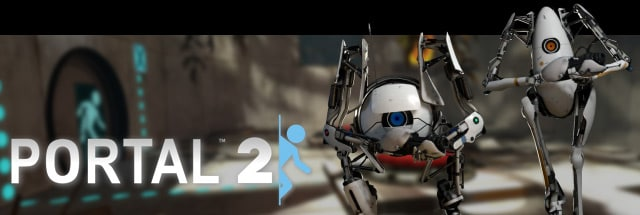 Portal 2 Message Board for Playstation 3