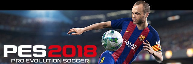 Pro Evolution Soccer 2018 Trainer for PC