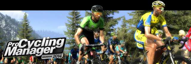 Pro Cycling Manager 2014 Trainer
