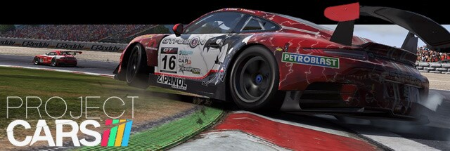 Campeonatos Project Cars para PC