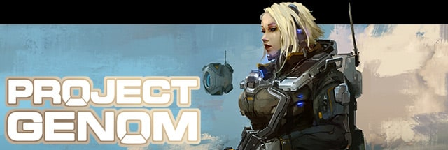 Project Genom Message Board for PC