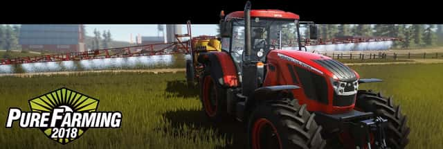 Pure Farming 2018 Trainer for PC