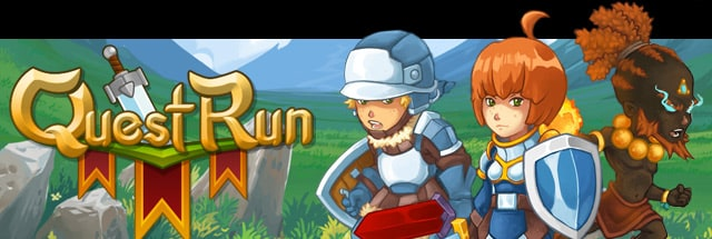 QuestRun Trainer for PC