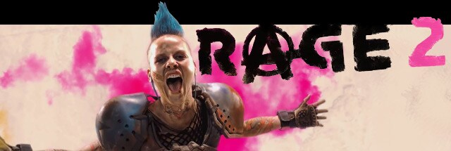 RAGE 2 Trainer for PC