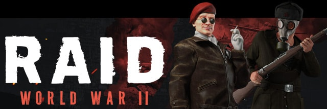 RAID: World War II Trainer for PC