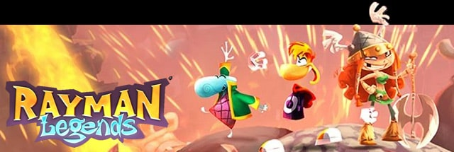 Rayman Legends Message Board for Playstation 4