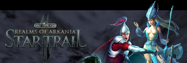 Realms of Arkania:  Star Trail Trainer for PC