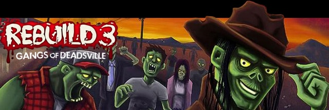 Rebuild 3: Gangs of Deadsville Trainer for PC