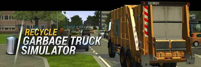 Recycle - Garbage Truck Simulator Trainer