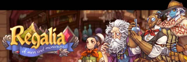 Regalia:  Of Men and Monarchs Trainer