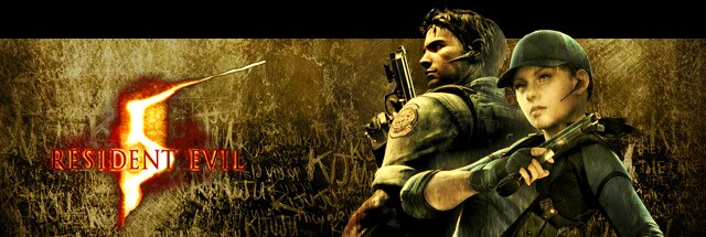 Resident Evil 5: Gold Edition Message Board for PC