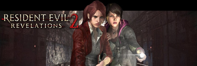 Resident Evil: Revelations 2 Message Board for XBox One