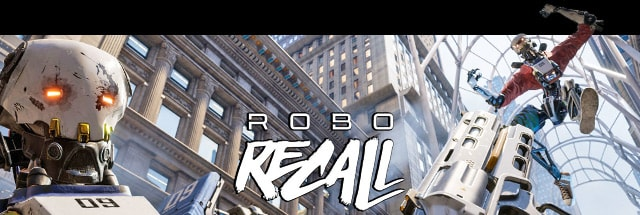 Robo Recall Trainer for PC