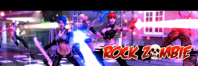 Rock Zombie Message Board for PC