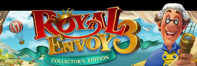 Royal Envoy 3: Collector's Edition Trainer