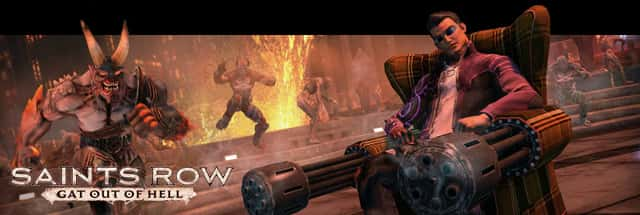 Saints Row: Gat out of Hell Trainer for PC