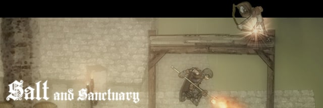 Salt and Sanctuary Message Board for Playstation 4