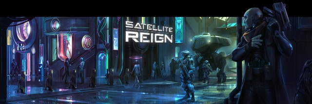 Satellite Reign Trainer