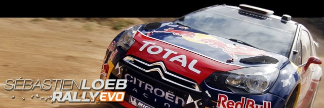 Sebastien Loeb Rally EVO Trainer for PC