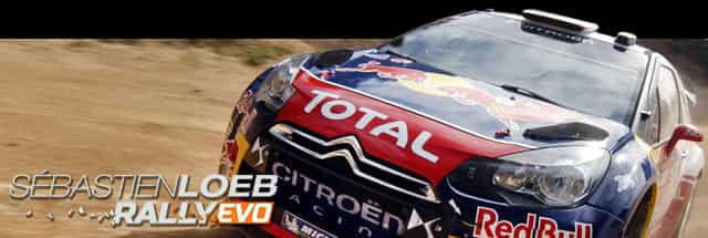 Sebastien Loeb Rally Evo Message Board for XBox One