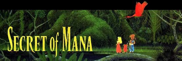 Secret of Mana Message Board for PC