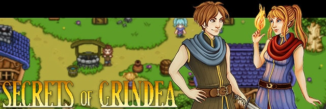 Secrets of Grindea Trainer for PC