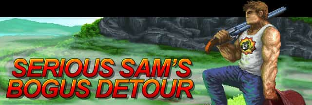 Serious Sam´s Bogus Detour Trainer for PC