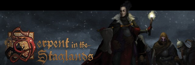 Serpent in the Staglands Message Board for PC