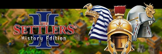 Settlers 3, The - History Edition Message Board for PC