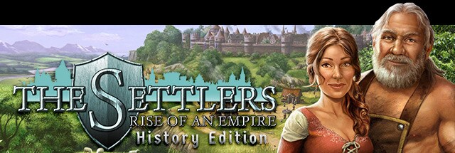 Settlers 6, The - History Edition Trainer