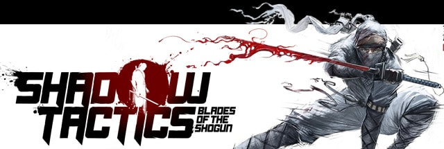 Shadow Tactics:  Blades of the Shogun Trainer for PC