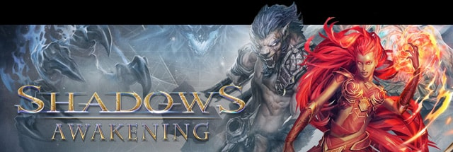 Shadows:  Awakening Trainer for PC
