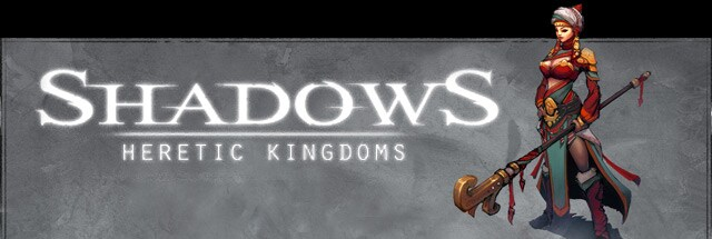 Shadows: Heretic Kingdoms Trainer