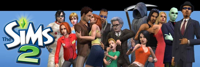 Sims 2, The Message Board for PC
